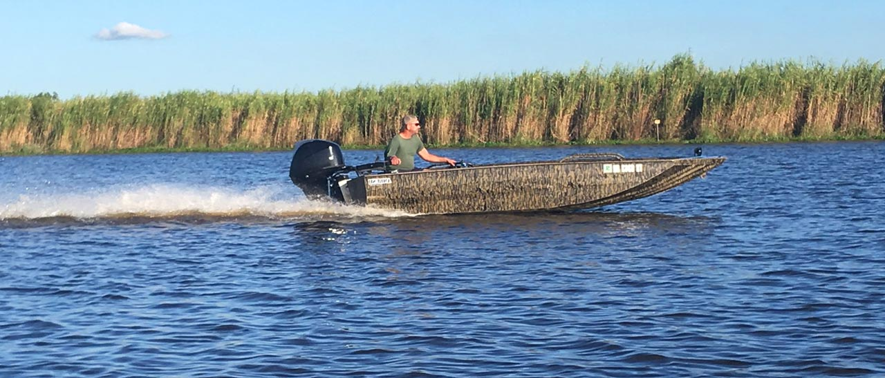 Ambush Boats By Legend Craft Custom Built Aluminum Duck Boat