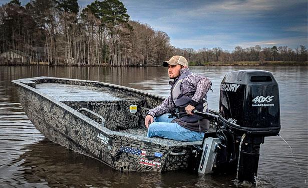 Ambush Boats by Legend Craft | Custom Built | Aluminum Duck Boat
