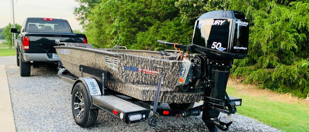 Ambush Duck Boat