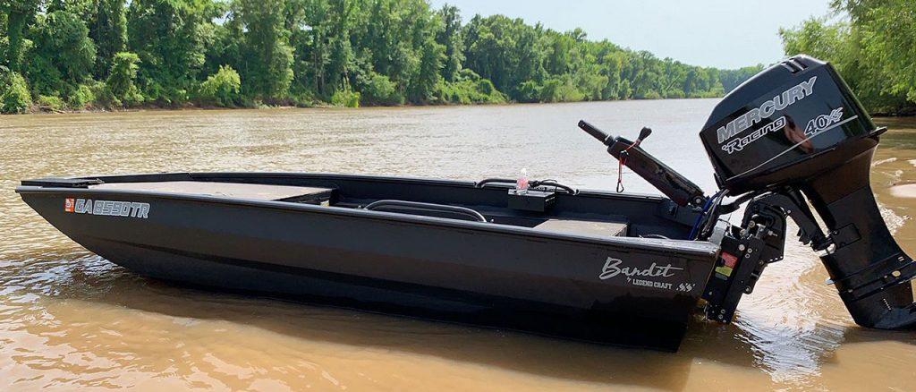 Bandit Boat by Legendcraft