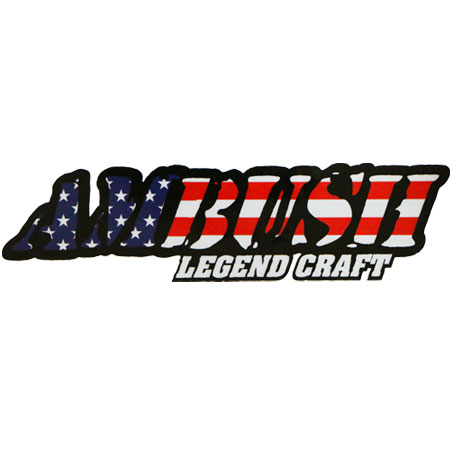 Decal Ambush Boats Flag