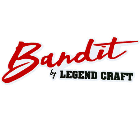 Bandit Boat Decal