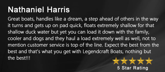 Legendcraft Ambush Reviews - Harris