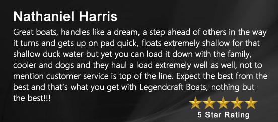 Legendcraft Ambush Reviews - Harris