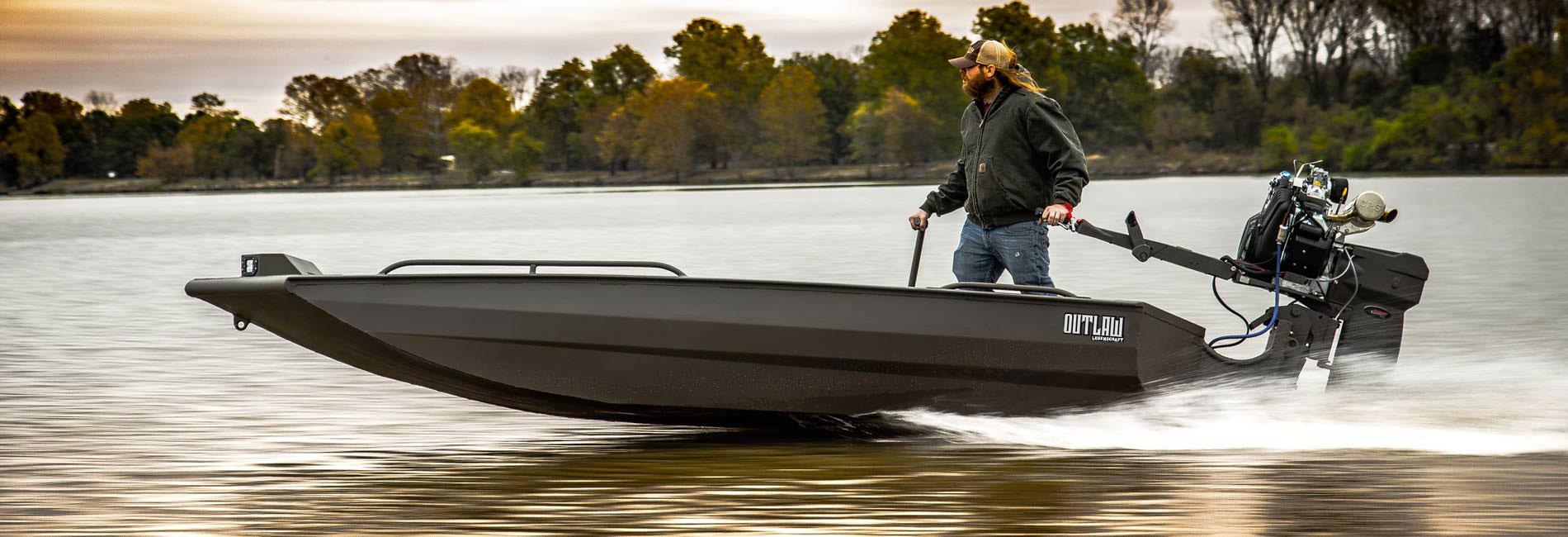 Legendcraft Outlaw Boat
