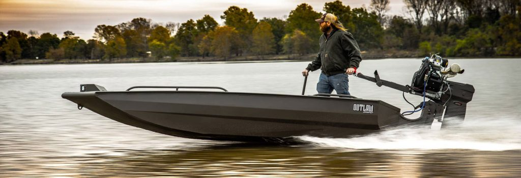 Outlaw Mud Boat